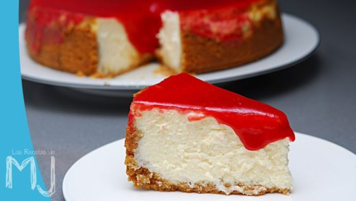 NEW YORK CHEESECAKE | Mi tarta de queso favorita