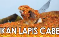 FOODporn.pl PENUH CABE – IKAN LAPIS CABE PALING ENAK – CINEMATIC FOODPORN – Mail Time