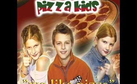 Pizza Kids - We Like Pizza (Radio Version)