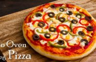 FOODporn.pl Pizza without Oven| Veg Pizza| Pizza in Kadhai|Homemade Pizza Dough & Sauce ~ The Terrace Kitchen