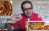 FOODporn.pl Quest Cinnamon Roll Protein Bar Is #foodporn | FreakEating Review 33