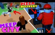 FOODporn.pl ROBLOX | Meep City & Work at a Pizza Place