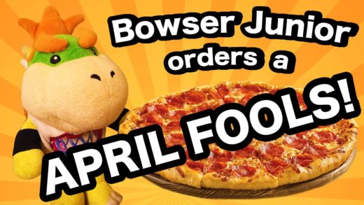 SML Movie: Bowser Junior Orders A Pizza!
