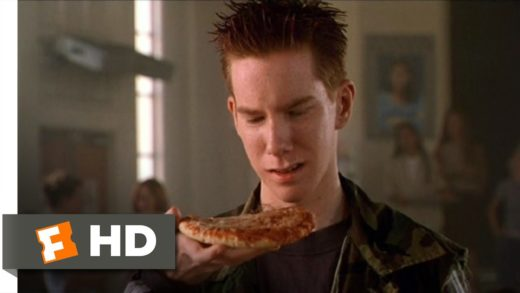 She's All That (10/12) Movie CLIP - Pube-y Pizza (1999) HD