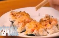 FOODporn.pl Sushi Pizza – Kitchen Nightmares