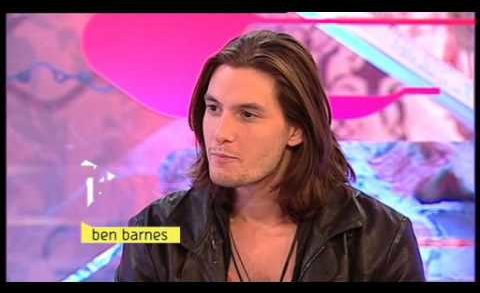 T4: Ben Barnes talks magic and tarty wizards