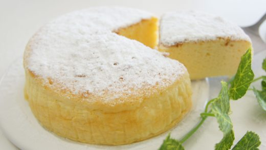 TARTA JAPONESA DE QUESO SOLO 3 INGREDIENTES ! # 348 #