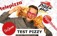 FOODporn.pl TEST PIZZY (PIZZA HUT, PIZZA STATION, TELEPIZZA, DA GRASSO) – DOSTAWA DO DOMU