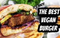 FOODporn.pl THE BEST VEGAN BURGER | Recipe by Mary's Test Kitchen
