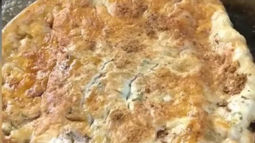 Tag someone who will never share this cheese omelette.  . . Video credits -  . .                               ...