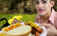 FOODporn.pl Taking You on a Picnic! *nature, food, sass* (ASMR)