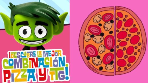 Teen Titans Go | La pizza perfecta