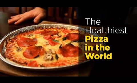 The Healthiest Pizza in the World