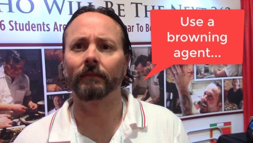 Tony Gemignani Pizza Tips for the Home Pizza Maker at Pizza Expo