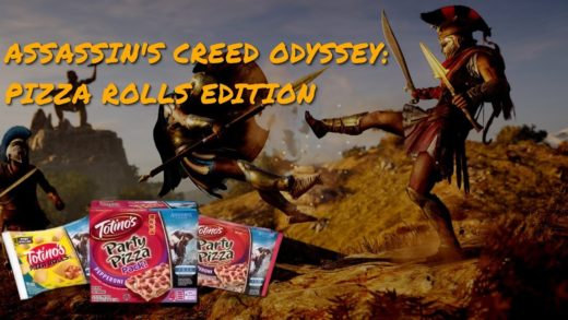 Totino's Teams With Assassin's Creed Odyssey To Flog Exclusive DLC & Pizza Rolls