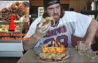 FOODporn.pl Trying To Eat One Of The World's SPICIEST Pizzas Doesn't Go As Planned   L.A. BEAST