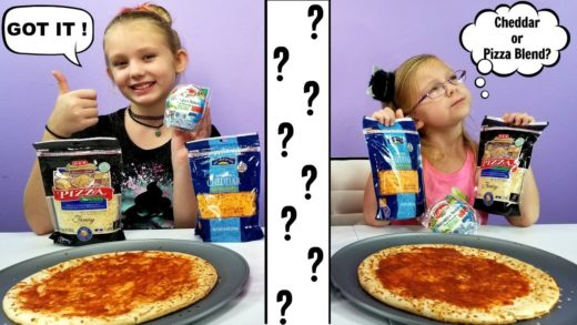 Twin Telepathy Pizza Challenge!!!