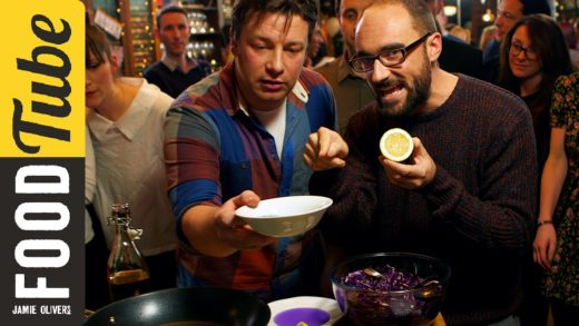 VSAUCE Green Eggs Party Trick | Food Tube (was) Live!