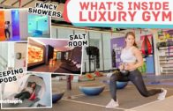FOODporn.pl What's Inside A Luxury Gym? – No Sweat: EP4