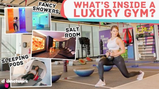 What's Inside A Luxury Gym? - No Sweat: EP4