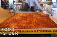 FOODporn.pl World's Largest Deliverable Pizza Can Feed 50 People