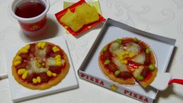 You can eat 可吃 happy kitchen 6 – Pizza shaped Candy Kit