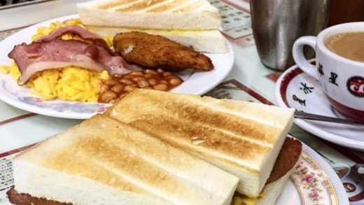 x  // Spam and Scrambled Egg Sandwich and All Day Breakfast from  by ...