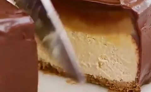 My weakness is sweets. I like bread pudding and cheesecake in particular.  Credit : @tastemade Follow : @thehungryfeeling for more...