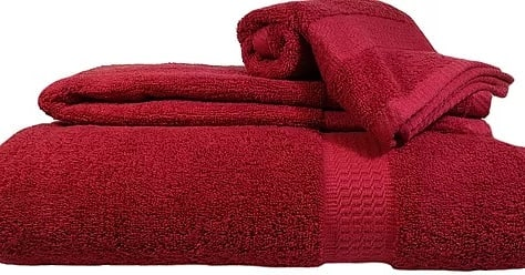 There is a shade of red for every Woman , Get Your Hand On This Stunning Towel Set. For Order & Details  WhtasApp | Sms | Call | 0313-0009065  www.facebook.com/klinenpk                                ...