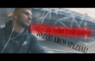 FOODporn.pl 10k Abos Spezial // Fitness Motivation – stronger than your enemy  (Prod. by Mehdi)