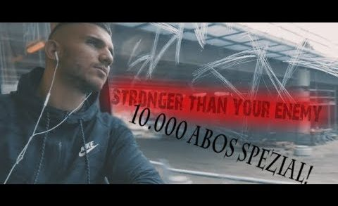 10k Abos Spezial // Fitness Motivation - stronger than your enemy  (Prod. by Mehdi)