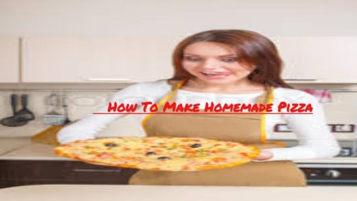 11 Perfect Pizza Recipes   How To Make Homemade Pizza