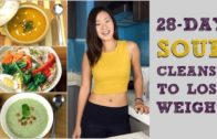 FOODporn.pl 28-Day Soup Detox Cleanse to Lose Weight (Meal Plans Included) | Joanna Soh