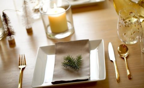3 Holiday Table Settings (easy Christmas decorations) | ENTERTAINING WITH BETH