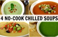 FOODporn.pl 4 No-Cook Chilled Soups (Weight Loss Recipes)