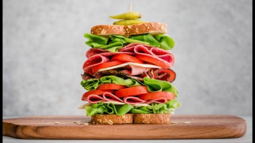 4 Tips for Food Styling SANDWICHES (and a CONTEST!!!)