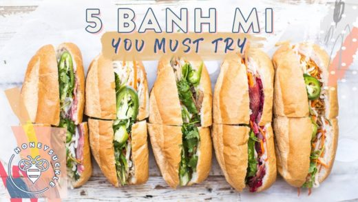 5 Must-Try BANH MI Sandwiches – Intro to Vietnamese Food