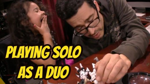 A Toy (Solo Duo) Story - with Pizza!