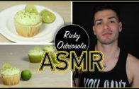 FOODporn.pl ASMR – Baking Key Lime Cupcakes  (Male Whisper for Relaxation & Sleep)