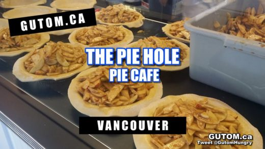 BEST APPLE PIE? AT THE PIE HOLE PIE CAFE | Vancouver Food Reviews - Gutom.ca