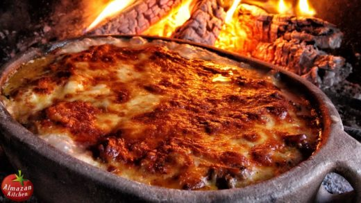 BEST.LASAGNA.BOLOGNESE! - Cooking Outside