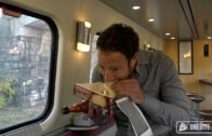 FOODporn.pl Barstool Pizza Review – Amtrak Cafe Car Presented By Frank's RedHot