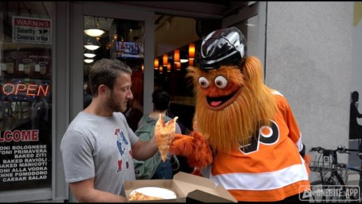 Barstool Pizza Review - Bravo Pizza With Special Guest Gritty