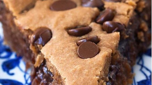 Been craving for Chocolate Chip Cookie Pie : ...