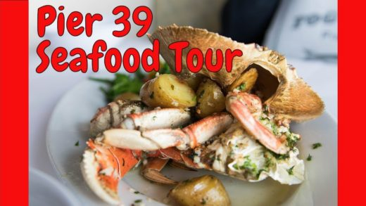 Best Seafood in San Francisco at Pier 39