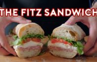 FOODporn.pl Binging with Babish: The Fitz Sandwich from Agents of S.H.I.E.L.D.