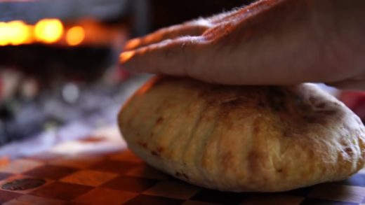 CHEESE BOMB STEAK-BURGER! - EPIC FOODPORN