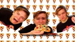 COOKING PIZZA WITH LUKE!! – its just luke (Deleted Video)