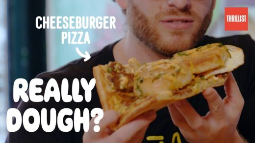 Cheeseburger Pizza: A Must Try American Classic? || Really Dough?