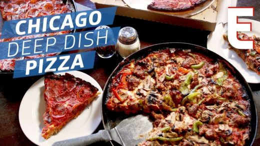 Chicago's Best Deep-Dish Pizza, According to Locals —Open Road